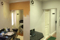 Redecoration of kitchen, aspect 1