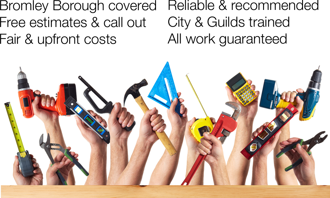 Handyman Bromley borough & Orpington